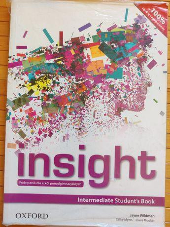 Insight, intermediate student's book, Oxford