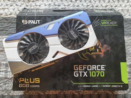 Palit GTX 1070 Game Rock+