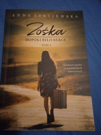 Książka Zośka dopóki biło serce