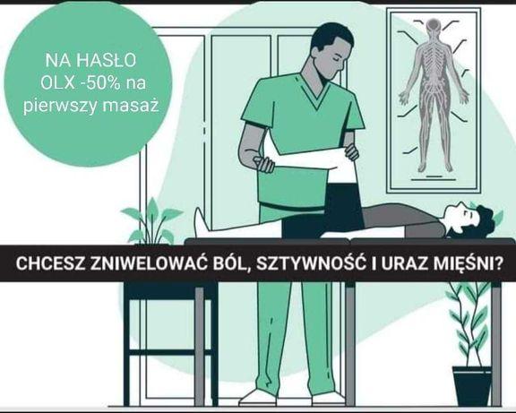 Profesjonalny masaż Kraków
