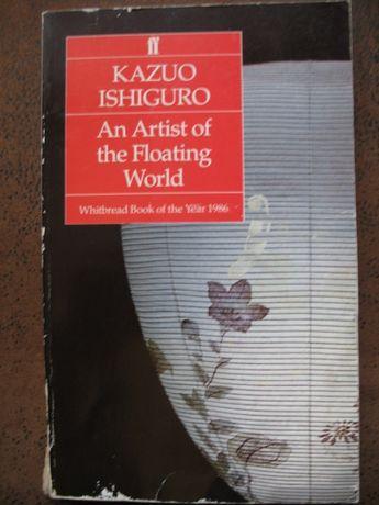 Kazuo Ishiguro, An Artist of the Floating World, w języku angielskim
