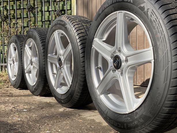 Mercedes V klasa, Vito, Viano W447 kola R17
