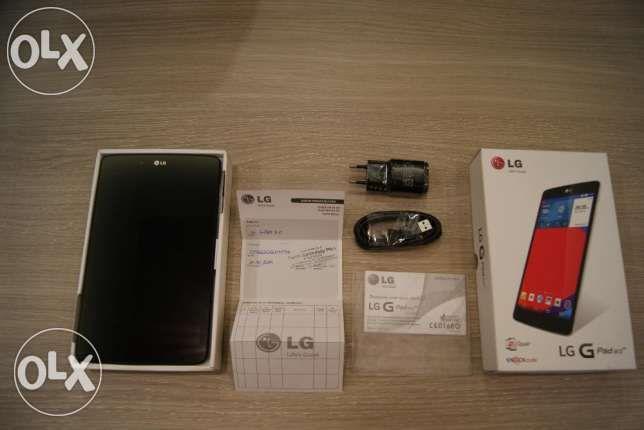 NOWY Tablet LG G Pad 8.0 4 LTE LG-V490!