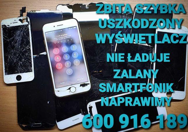 Samsung Galaxy wymiana szybki wyświetlacza A10 20e 30s 40/50 51/70 71