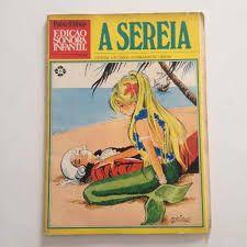Livros Contos com disco de 45 r.p.m Infantil - O Sino Misterioso