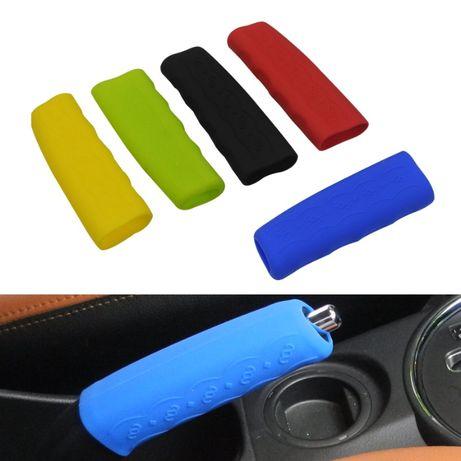 Чехол силиконовый на ручку КПП и ручник