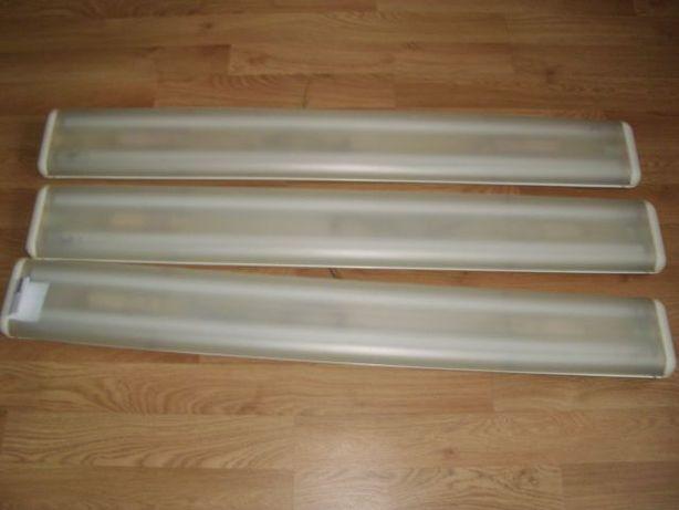 Lampa jarzeniowa 2x36W- 3 szt. Lampi -Made in Germany