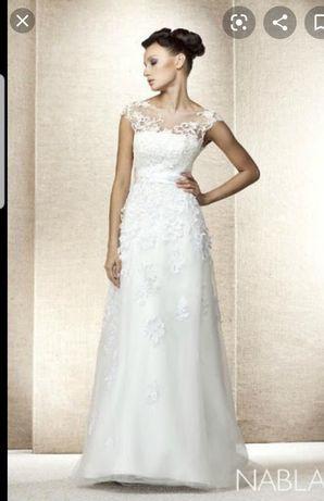 Suknia ślubna Nabla Fabiana ecru 38 40
