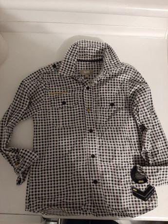 Super elegancka koszula rozm 110/116