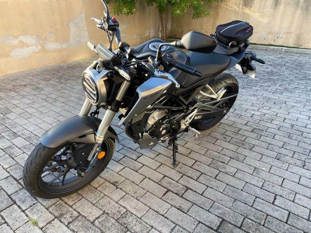 Honda CB 125 R Neo Sports Café ABS semi nova