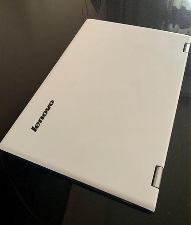 Белый сенсорный Lenovo Yoga 3