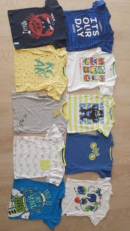 T-shirt, koszulki bluzeczki r. 104 smyk carry