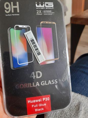 Szkło hartowane Huawei P30 Nowe