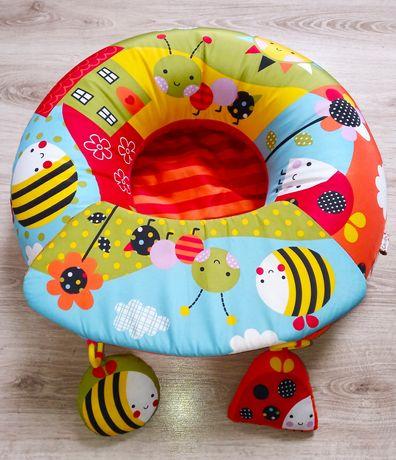 Oponka do siedzenia koło poduszka siedzonko dzieci siedzisko baby seat