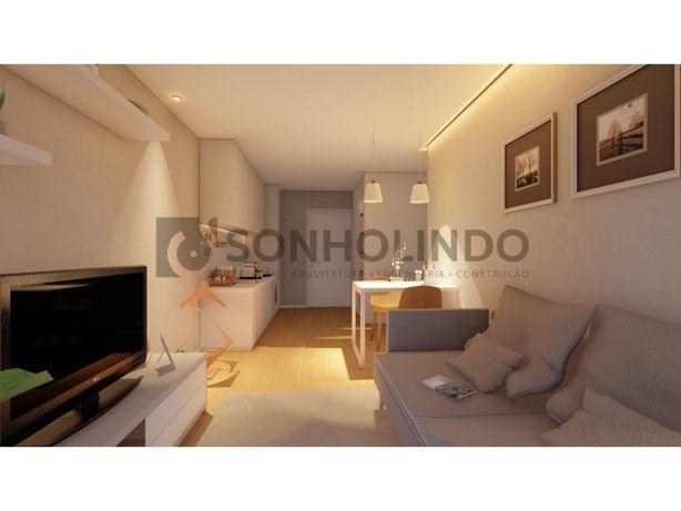 Apartamento T1 - Novo - Continente Asprela