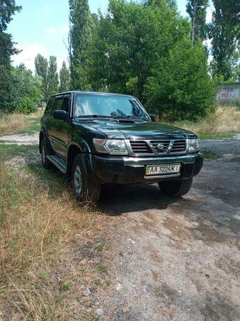 Продам легенду Nissan Patrol