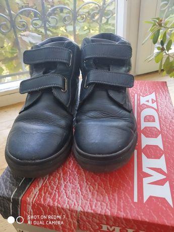 Ботинки осенние подростковые