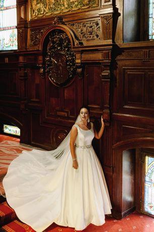 Sprzedam suknię ślubną Catie Amy Love. Mikado