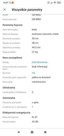 Zamrażarka Severin GB 8882