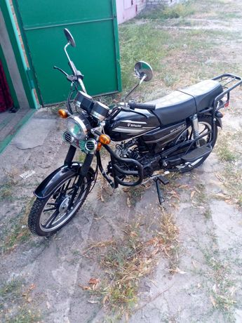 Мотоцикл Spark-110c2