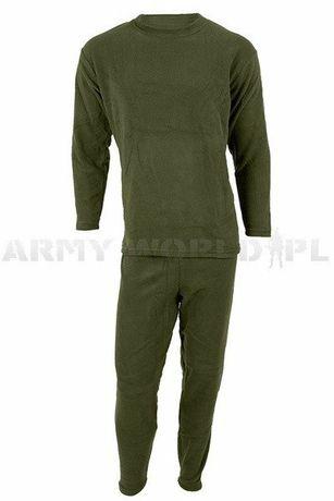 ocieplacz M Bielizna Zimowa termiczna Kalesony+bluza 517 516 MON