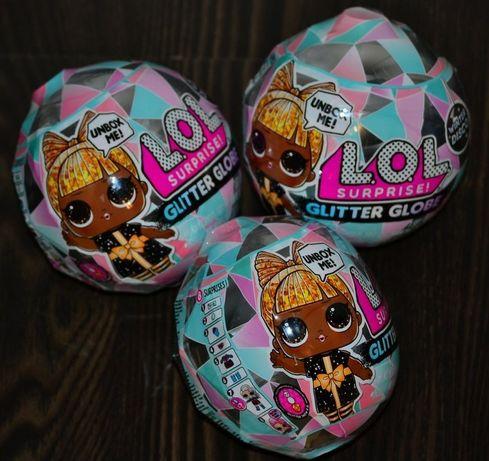 L.O.L Surprise Winter Disco: Glitter Globe