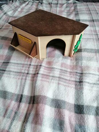Domek dla królika, chomika