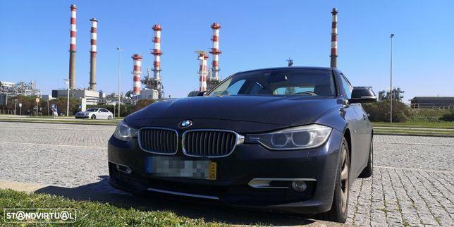 BMW 320 d EfficientDynamics Line Modern