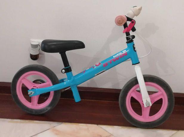 Bicicleta de aprendizagem BTWIN RunRide 500 (Menina)