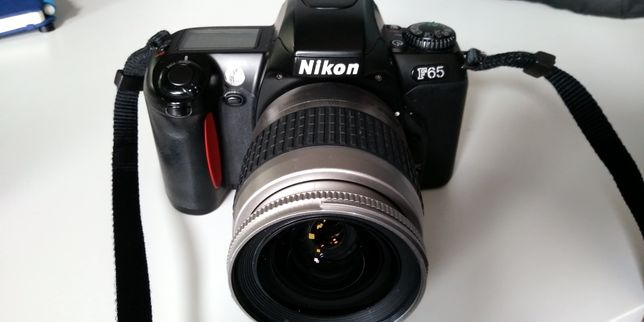 Nikon f65 nikkor 28-80
