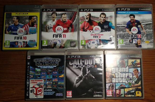 Jogos para Playstation 3