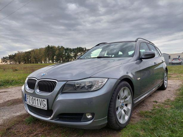 BMW E91 330i 272 km 210 tyś Skóry Navi