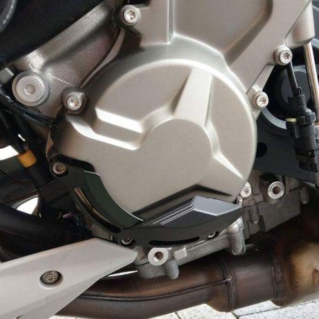 Czarna osłona suwaka silnika S1000R S1000RR S1000XR HP4
