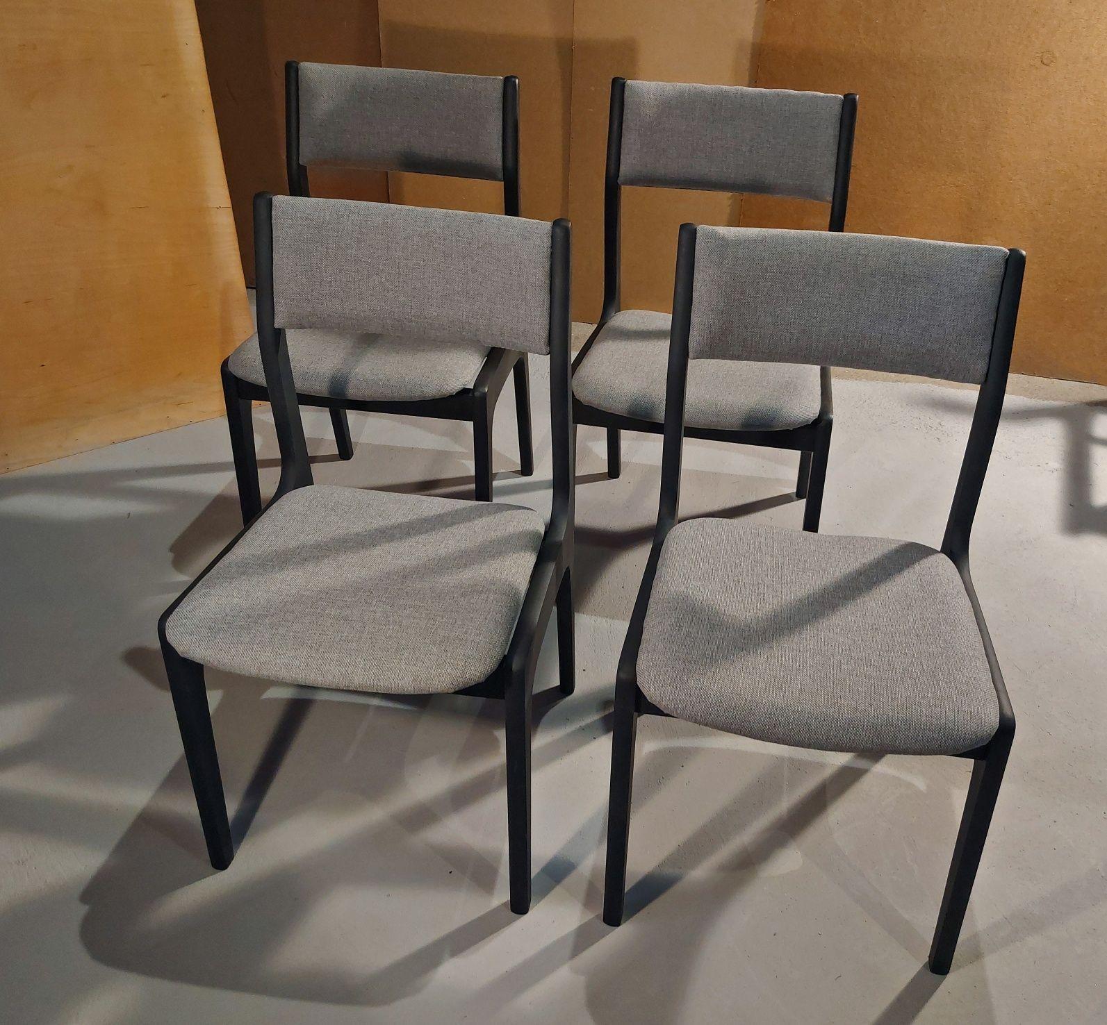 Krzesła  z Prl /po renowacji/