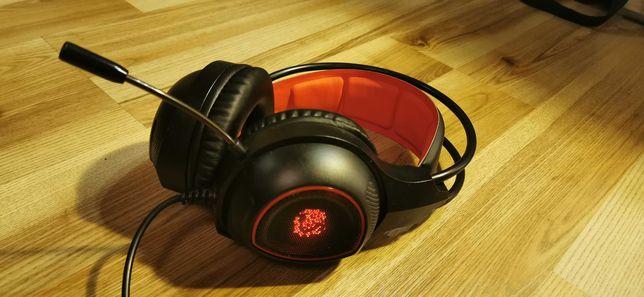 Słuchawki gamingowe MAD DOG GH003