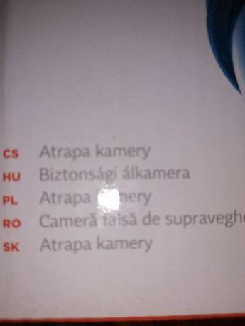 Atrapa kamery