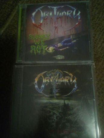 "Obituary ""The End Complete"" Classic Death Metal (Morbid Angel,SFU)"