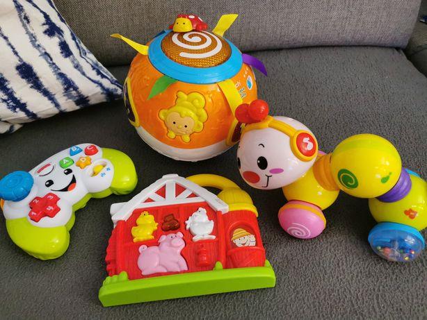 Hula-kula Vtech + 3 zabawki