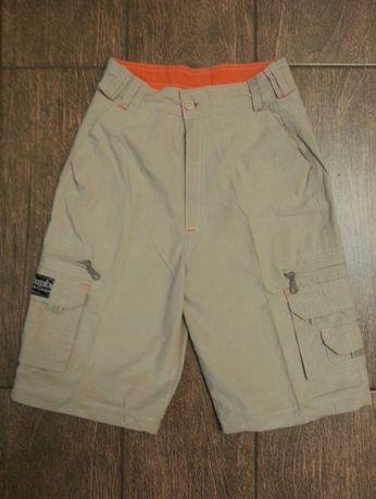 Шорты - брюки штаны трансформеры высокая талия посадка широкие