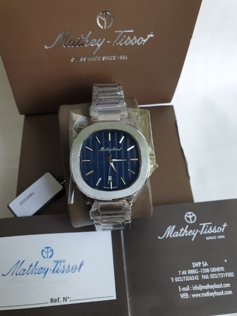 Продам новые швейцарские часы Mathey-Tissot