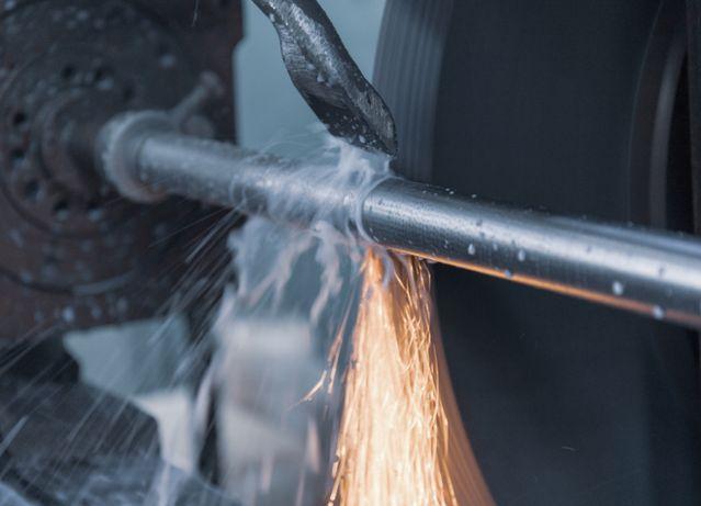 Кругла і плоска шліфовка металічних виробів,Круглая и плоская шлифовка