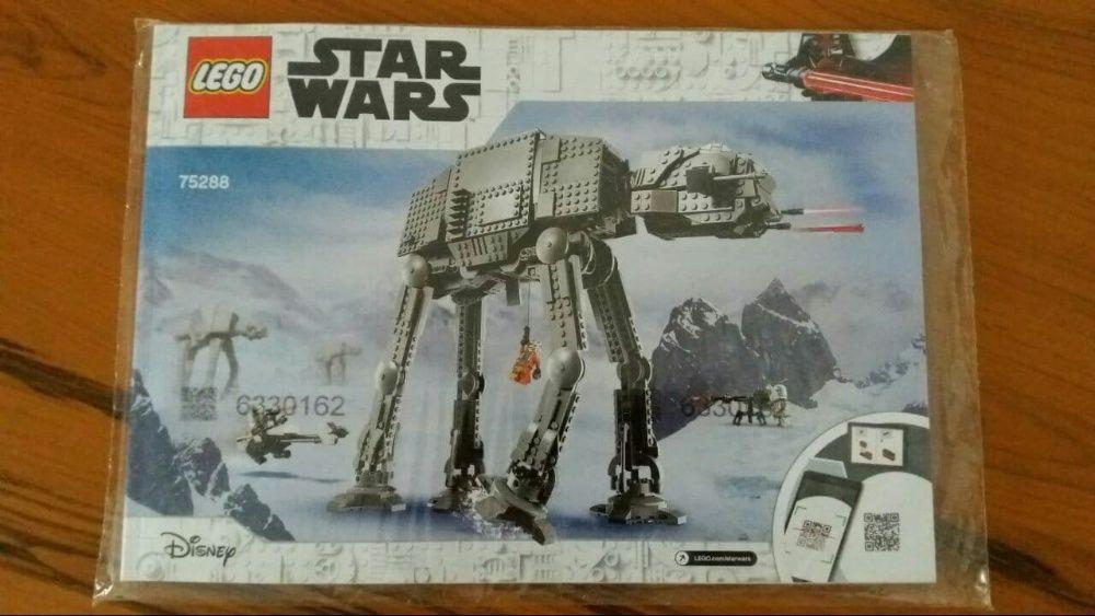 [Новая инструкция] 75288 шагоход AT-AT - Lego Star Wars Нерубайское - изображение 1
