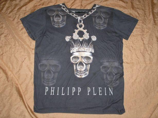 Срочно продаю футболку Philipp Plein