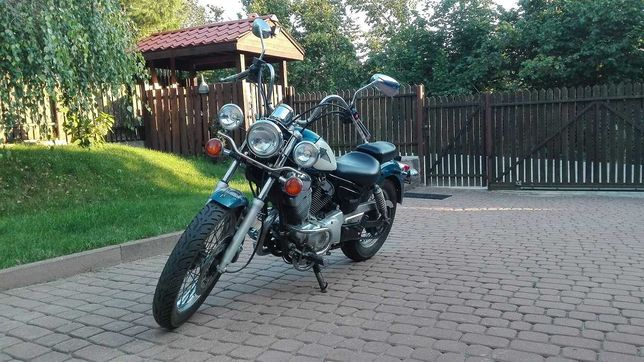 Yamaha Virago  125 XV125