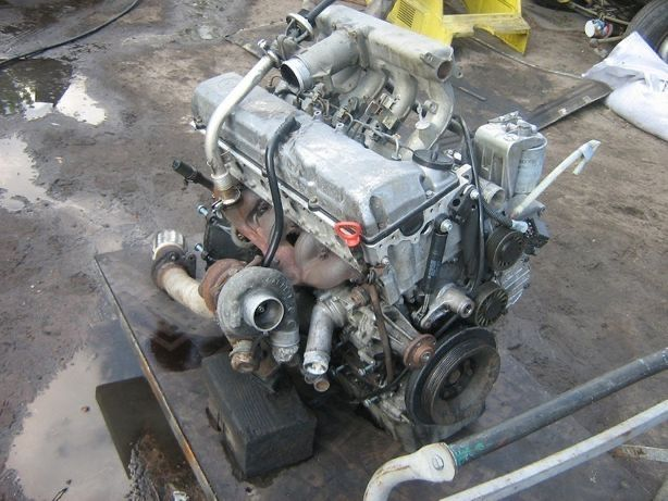 Мотор Двигатель Спринтер Вито 2.2 2.7 2.9 Чернигов - изображение 1