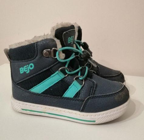 Buty zimowe dla chłopca roz 24