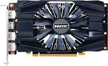 Видеокарта Inno3D GeForce GTX 1060 6GB Compact