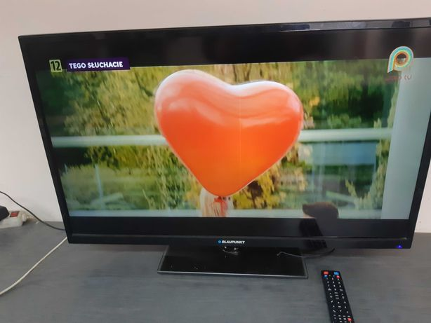 telewizor Blaupunkt 40 cali 40-122I-GB-3B-FHBKUP-EU wbudowane dvb-t