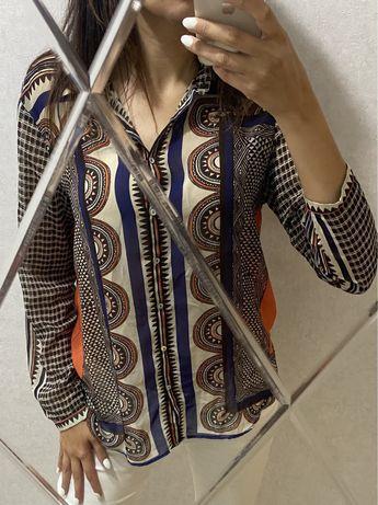 Блуза Zara, приятная ткань