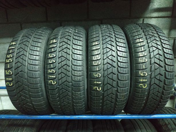Зимові шини 215/55 R17 (98V) PIRELLI